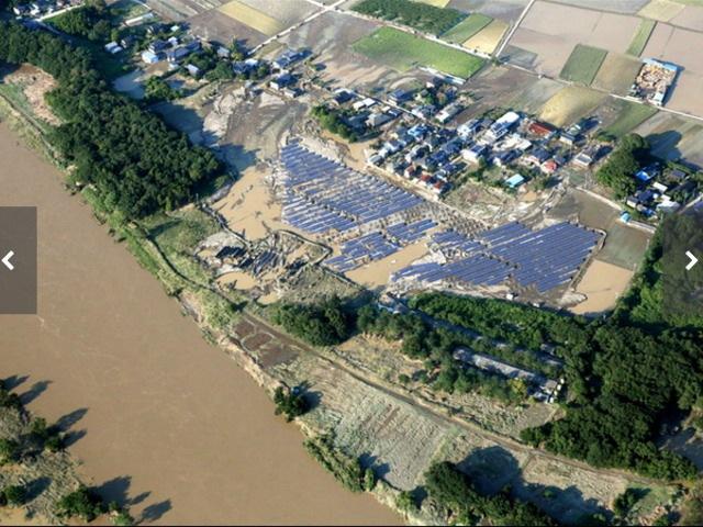 台风,暴雨和龙卷风对太阳能发电厂的损害多大?