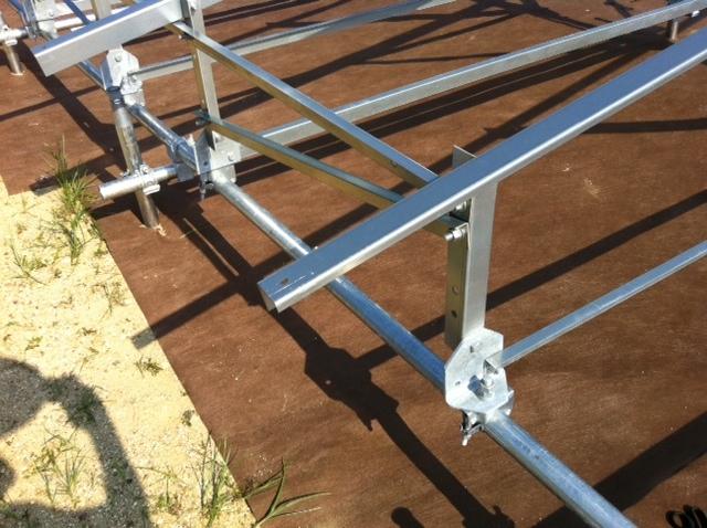 日本太阳能光场安装(施工)方法/太阳能发电施工程序第3部分
