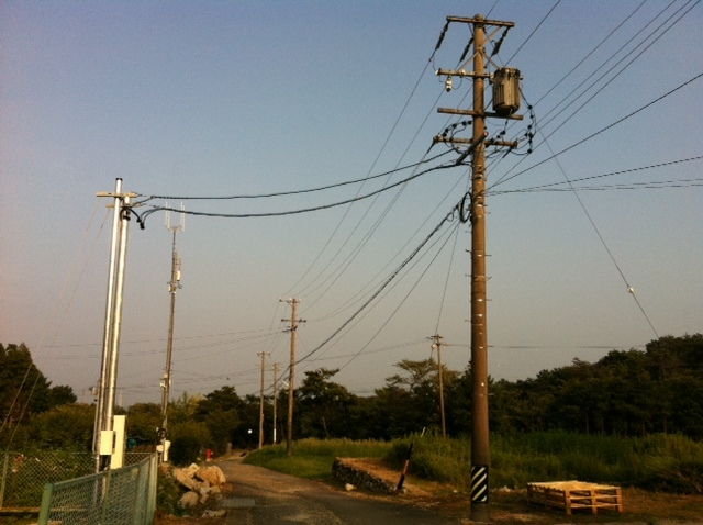 日本日本太阳能光场安装(施工)方法/太阳能发电施工程序第5部分