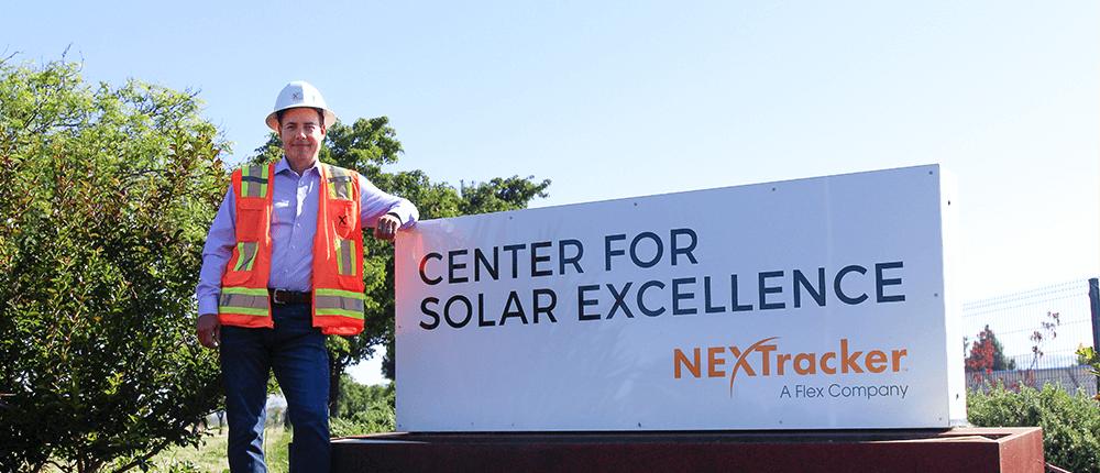NEXTracker:任命太阳能行业资深人士Bruce Ledesma为总裁