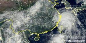 """台风""""利奇马""""登陆,光伏电站能抗几级台风?"""