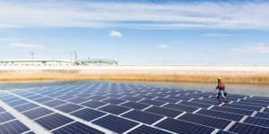 漂浮太阳能厂家谋划向海洋环境发展