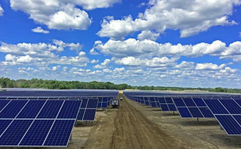 Solar FlexRack与Swinerton签署26.4MW太阳能项目供应合同