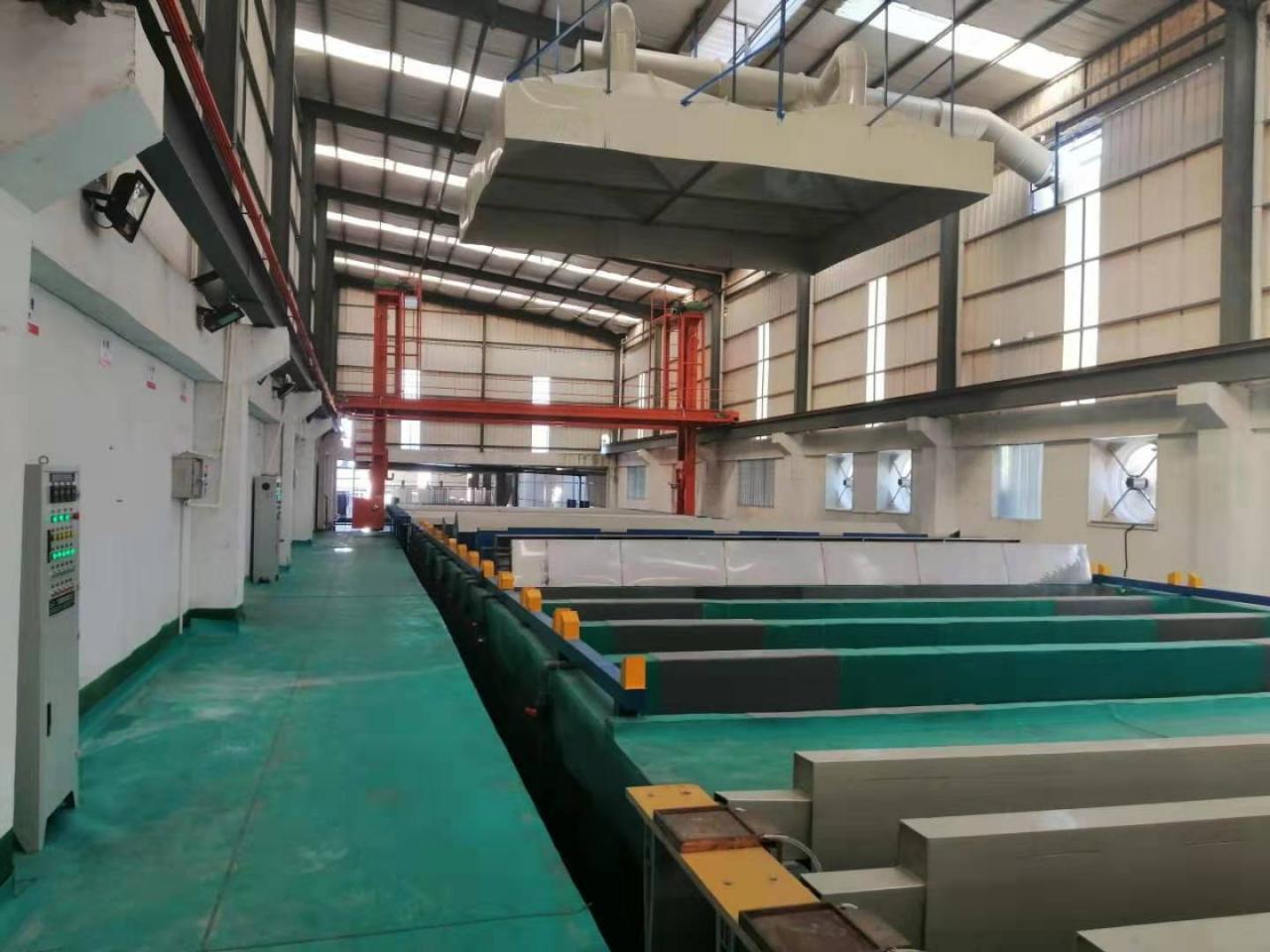 阔步前行 | 福建安泰开建新能源产业园二期生产基地,产能增速进行中