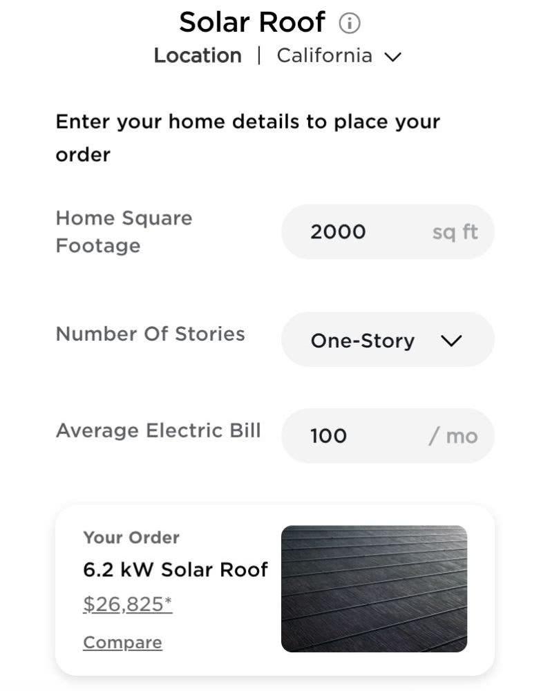 """特斯拉""""太阳能屋顶""""要来了?"""