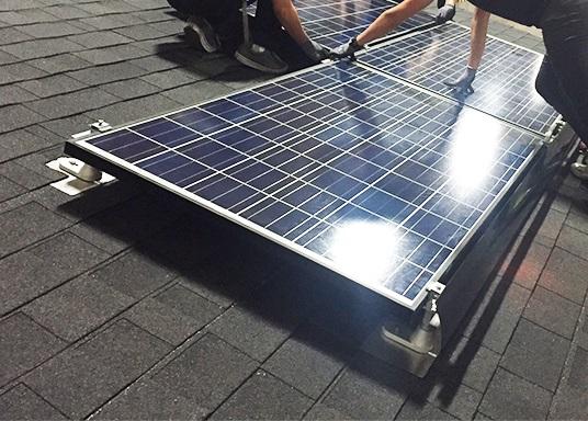 从设计到安装:太阳能支架供应商如何实现无轨化