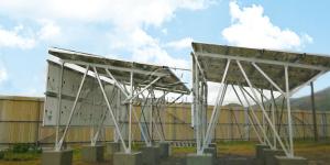 构造奇特+双向放置,福建安泰特殊定制支架助力21.6MW日本广岛电站顺利进行中