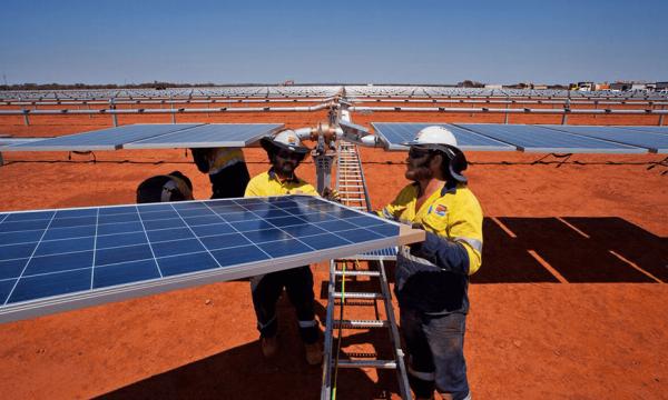 Nextracker为澳大利亚APA提供新的光伏电站提供19.25MW跟踪系统