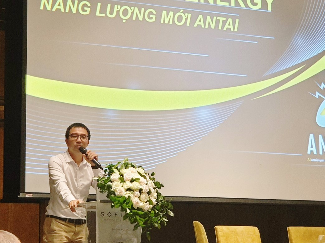 2021年越南光伏&工商业路演,安泰技术分享干货满满
