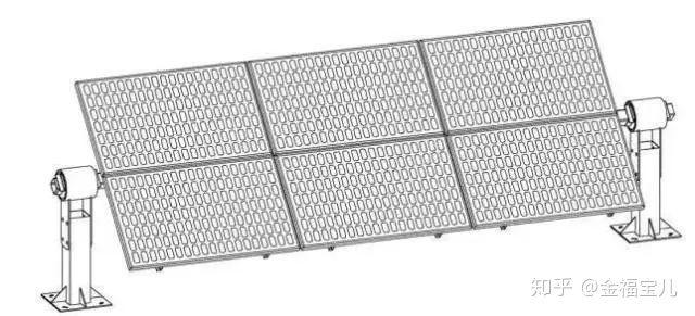 光伏支架使用场景及安装形式,占地面积如何计算