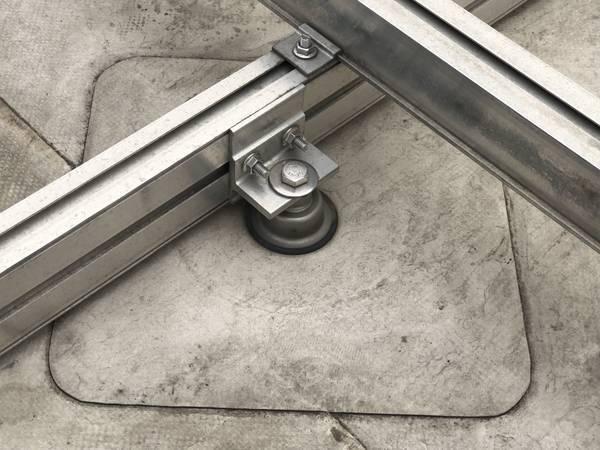 原创:柔性屋面(TPO)太阳能光伏支架设计和安装方案