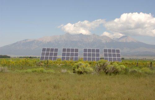 可用于替代小规模安装的屋顶太阳能独特方案