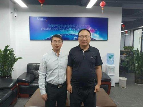 抗震支架设计软件公司苏州楷旺软件与深圳优力可科技达成战略合作