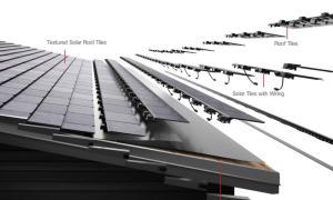 特斯拉太阳能光伏屋顶涨价 da免费赠送Powerwall储能电站
