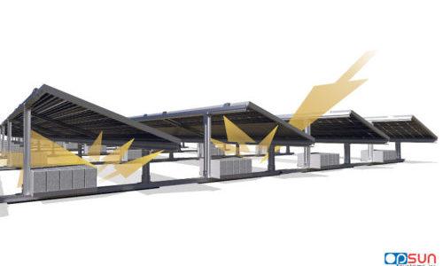 "Opsun 发布免费工具Opsunizer,可准确估算双面太阳能光伏组件的""额外""产量"