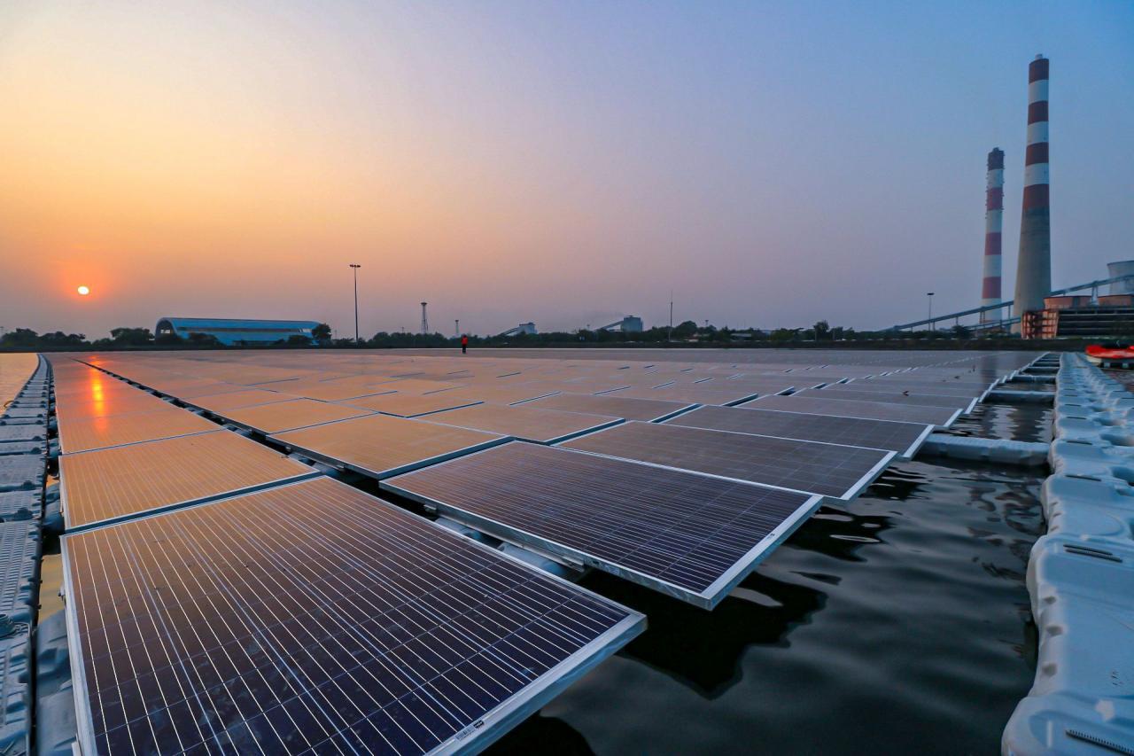 印度西孟加拉邦最大的漂浮太阳能电站投运 新的15MW开始招标