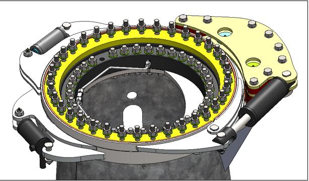 Mechatron Solar 获得用于双轴跟踪器的无齿轮技术专利