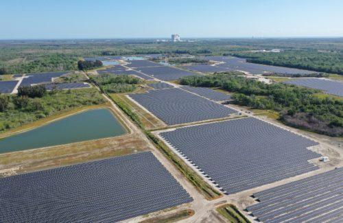 OMCO Solar 一年内出货 1 GW 太阳能支架产品