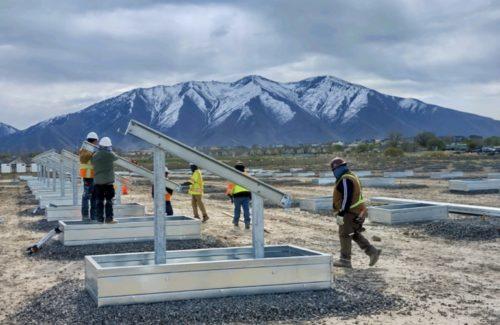 Solar FlexRack将垃圾填埋场改造成 4.7 MW太阳能项目