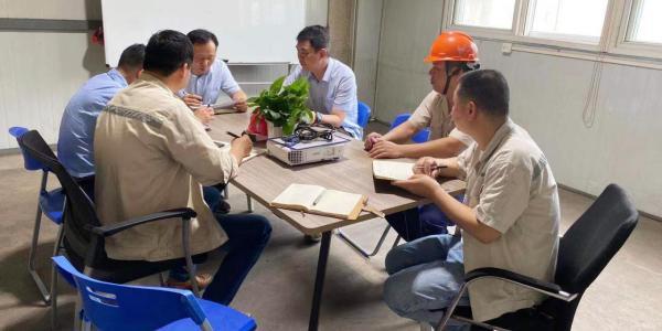 精研快速换型,推动生产提效 — —国强集团溧阳基地精益生产系列报道