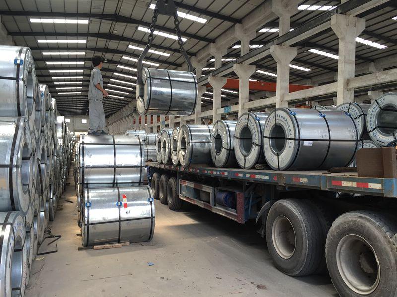 鞍钢股份首次签下1200吨光伏支架用镀锌铝镁板订单