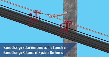 GameChange Solar宣布推出GameChange Balance系统业务