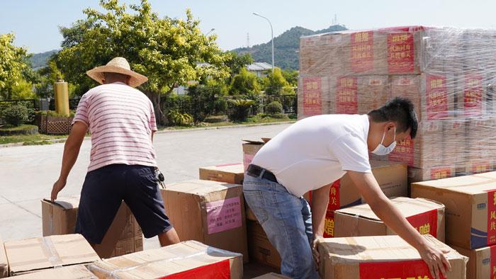 风雨同舟,共渡难关——迈贝特向厦门防疫一线捐赠防疫物资