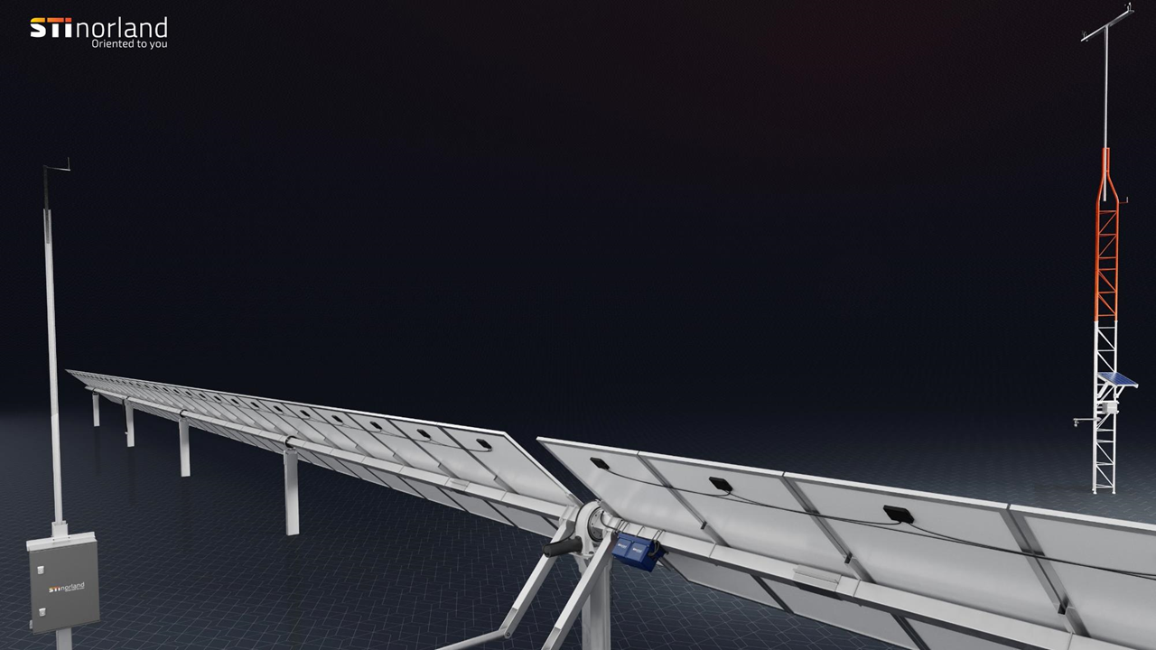 STI Norland 推出新的智能系统,用于控制和监测太阳能电站